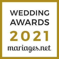 wedding awards 2021